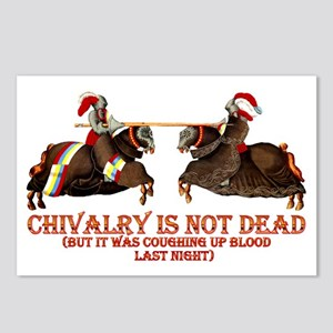 Chivalry Postcards (Package of 8)