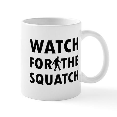 Watch Squatch 11 oz Ceramic Mug
