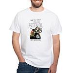 THE RAT PATROL White T-Shirt