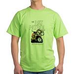 THE RAT PATROL Green T-Shirt