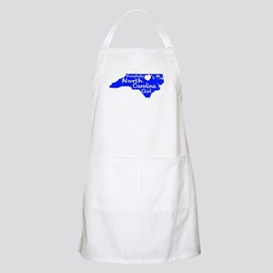 Everybody Loves a NC Girl (BW Apron