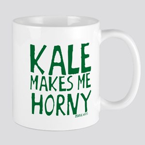 Kale Makes Me Horny Mug