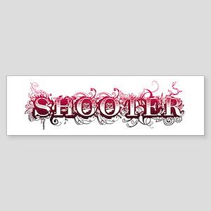 Shooter Fancy Sticker (Bumper)