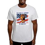 Ya Ready? Ash Grey T-Shirt