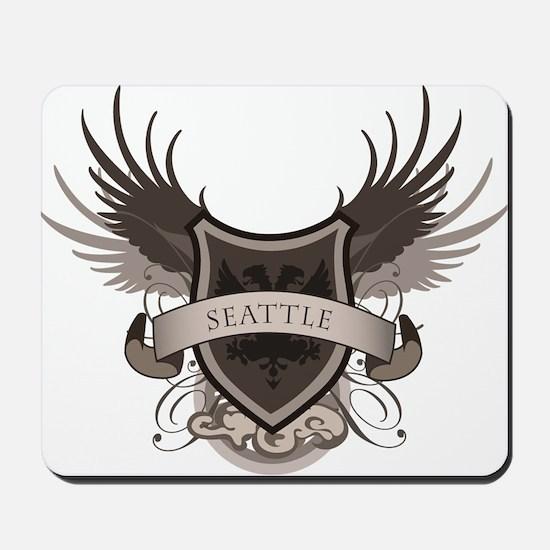 Eagle Crest - Seattle Mousepad