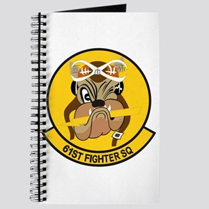 61st Fighter Squadron Journal