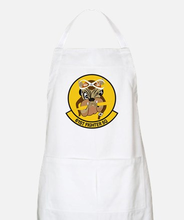 61st Fighter Squadron Apron