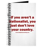 Proud Nationalist Journal