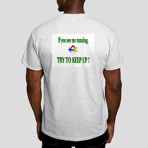Hazmat Ash Grey T-Shirt