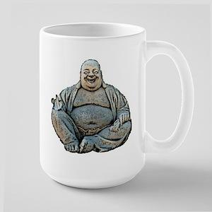 Buddha Doesn't Care Mug