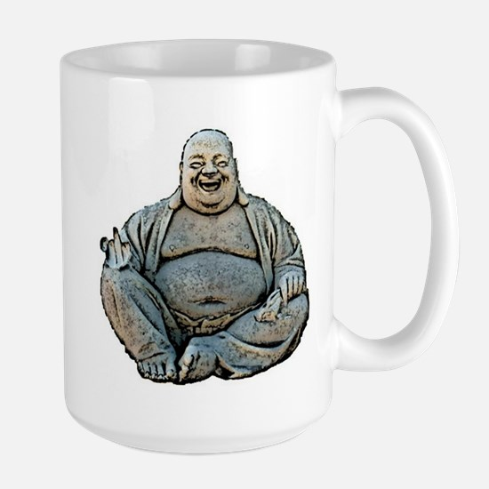 Buddha Doesn't Care Mug