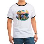 St Francis #2/ Bull Mastiff Ringer T