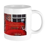 Pgfd Mural Firehouse 20 Oz Ceramic Mega Mug Mugs