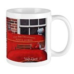 Firehouse 11 Oz Ceramic Mug Mugs