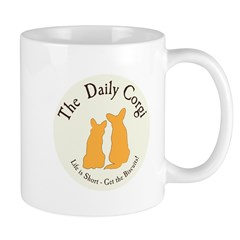 The Daily Corgi Mug