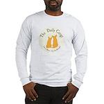 The Daily Corgi Long Sleeve T-Shirt