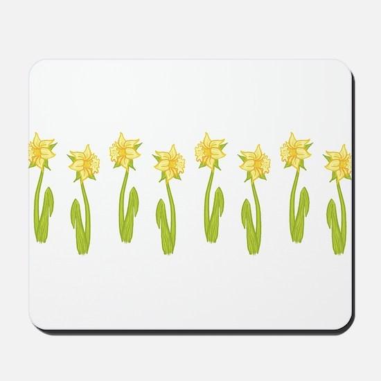 Daffodils Mousepad