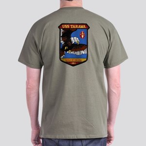 LHA 1 USS Tarawa Dark T-Shirt