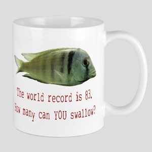 you swallow Mug