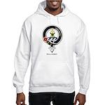 Galloway Clan Crest Badge Hooded Sweatshirt