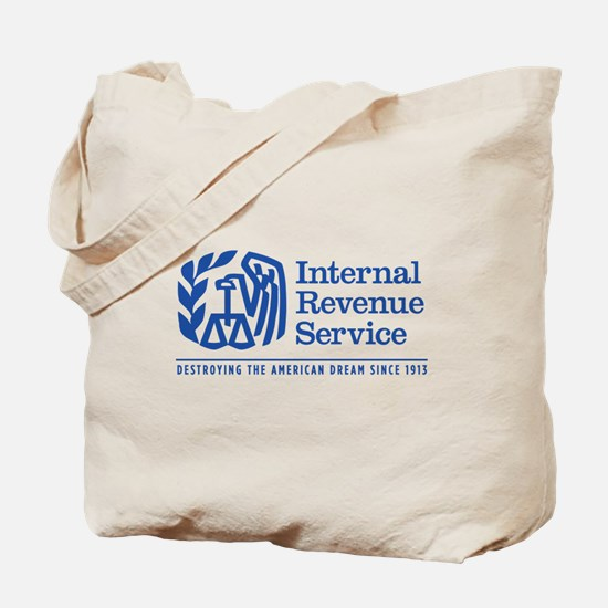 The IRS Tote Bag