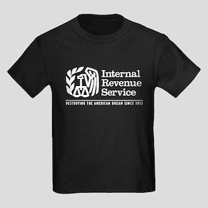 The IRS Kids Dark T-Shirt