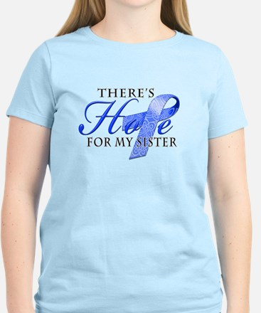 There's Hope for Colon Cancer Sister Women's Light