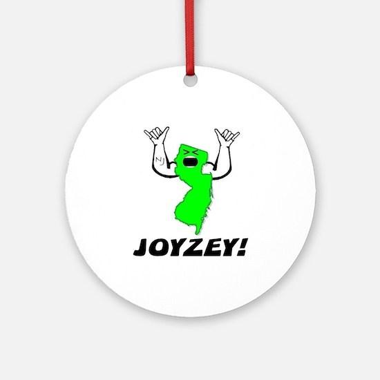 JOYZEY! Ornament (Round)