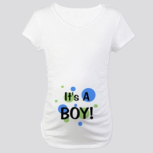 It's A Boy! Maternity T-Shirt