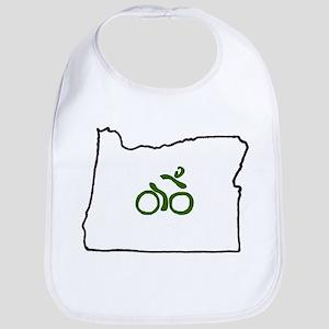Bike in Oregon Bib
