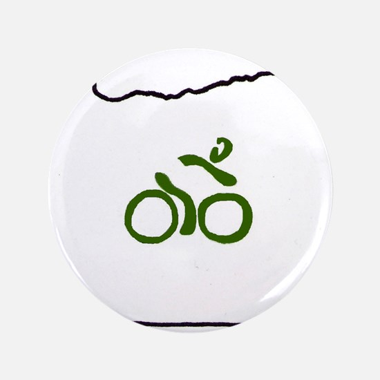 "Bike in Oregon 3.5"" Button (100 pack)"