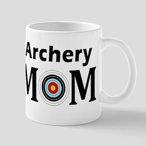 Archery Mom Large Mugs