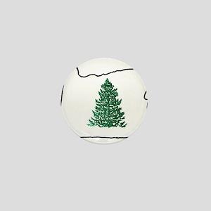 Tree in Oregon Mini Button