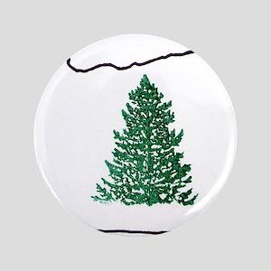 """Tree in Oregon 3.5"""" Button"""