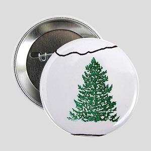 """Tree in Oregon 2.25"""" Button"""