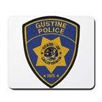 Gustine California Police Mousepad