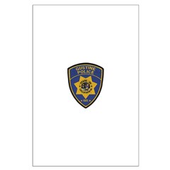 Gustine California Police Posters