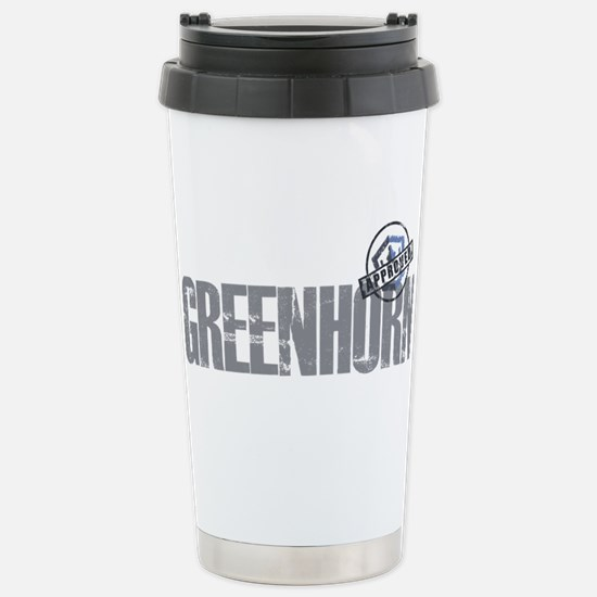 GREENHORN Stainless Steel Travel Mug