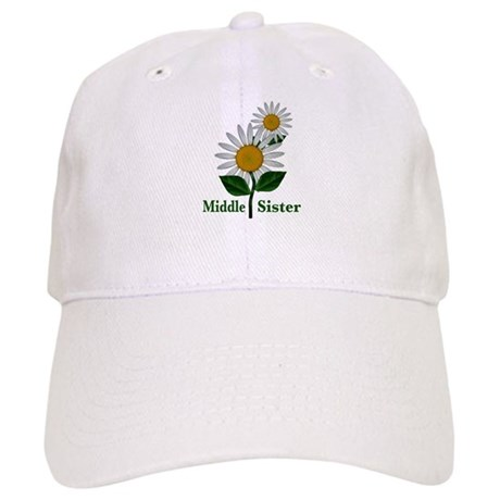 Daisies Middle Sister Cap