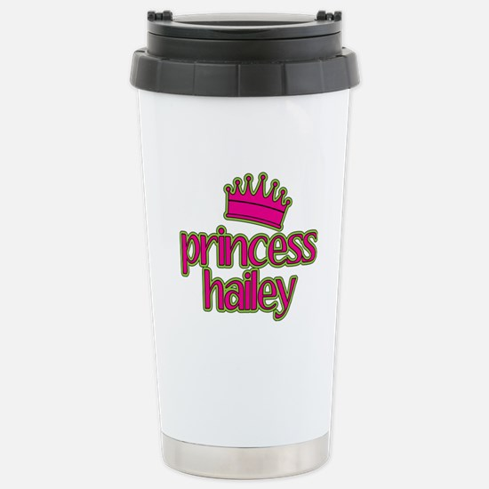 Princess Hailey Stainless Steel Travel Mug