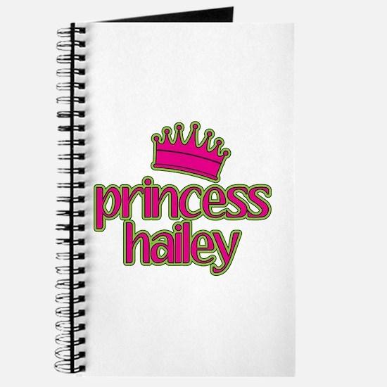 Princess Hailey Journal