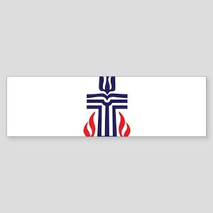 Presbyterian logo Sticker (Bumper)