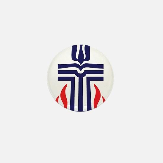 Presbyterian logo Mini Button