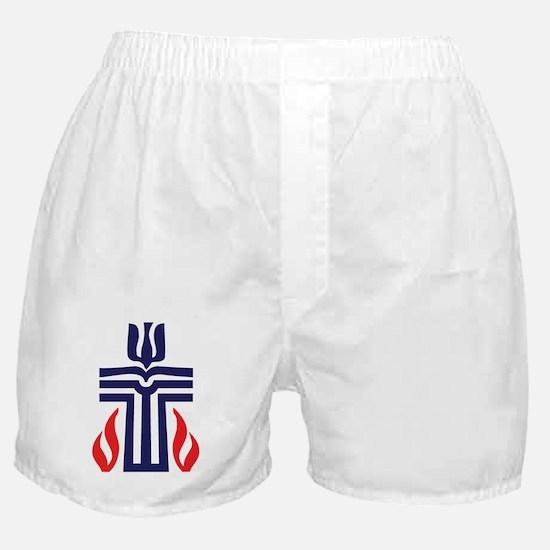 Presbyterian logo Boxer Shorts