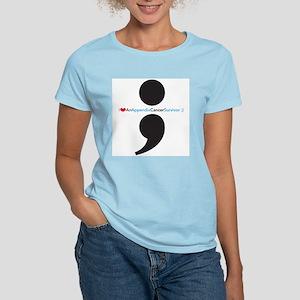 I Heart Survivor Women's Light T-Shirt