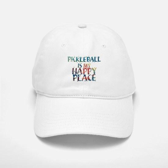 Happy Place Baseball Baseball Cap