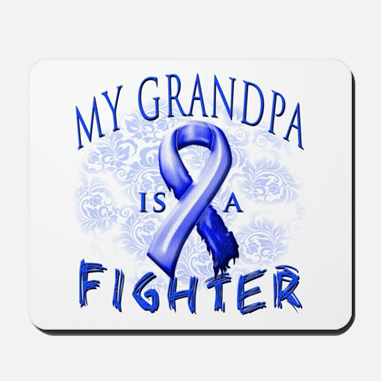 My Grandpa Is A Fighter Mousepad