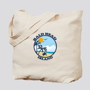 Bald Head Island NC - Sand Dollar Design Tote Bag