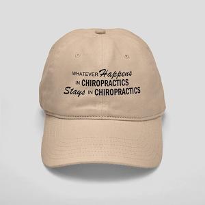Whatever Happens - Chiropractics Cap