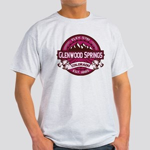 Glenwood Springs Raspberry Light T-Shirt